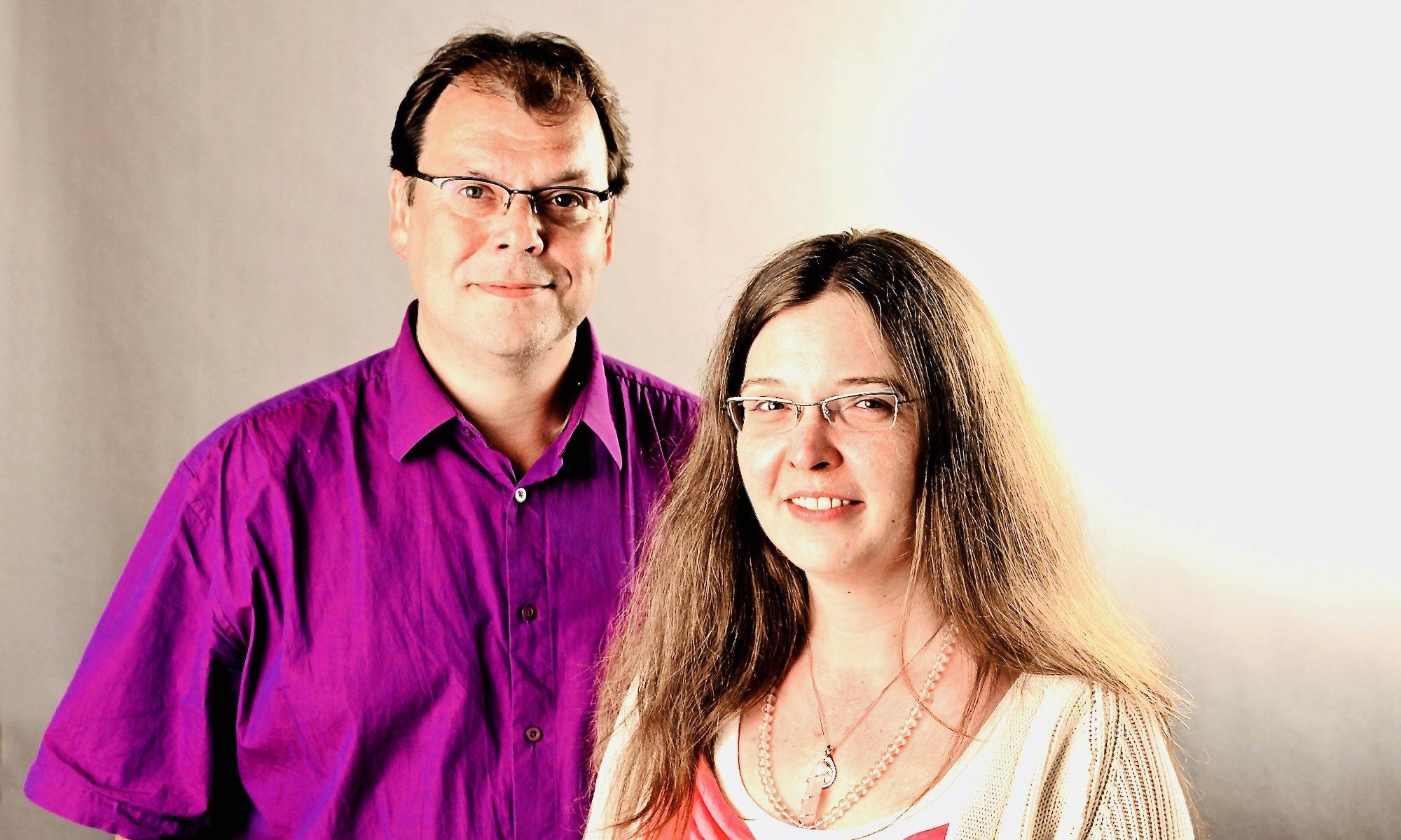 Wir - Mag. Verena Kautz und Andreas Wippel, © - Elisabeth Bolius