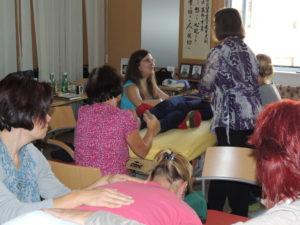 Reiki-Unterricht für Krankenhaus-Mitarbeiter