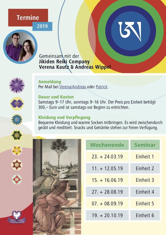 Energetiker-Ausbildung/Termine